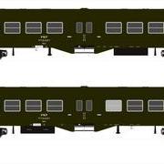 Wagon osobowy 2 kl Ryflak Bdhixt (Robo 102Abwaw290)