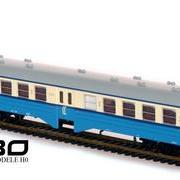 Wagon osobowy doczepny 2 kl DBhixt (Robo 101Aleb250)