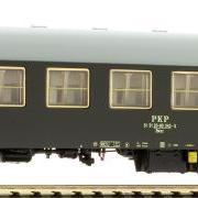 Wagon osobowy 2 kl Bwxz (Heris 17031-1)