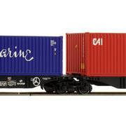 Wagon platforma kontenerowa Sggmrss (ACME 40257)