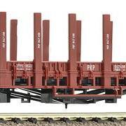 Wagon platforma z kłonicami Pdkh 31 (Fleischmann 525602)