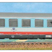 Wagon osobowy 2 kl Intercity Bdmnu (ACME 52713)