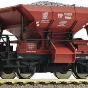 Wagon szutrówka Wddah (Fleischmann 550601)