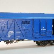 Wagon towarowy kryty Gags-t (TMF 551405)