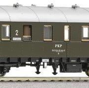 Wagon osobowy 2 kl Bi (Roco 64296)