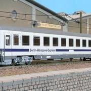 Wagon osobowy 2 kl Berlin-Warszawa-Express Bmnouz (ACME 55095)