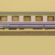 Wagon osobowy 1 kl InterCity A<sup>9</sup>mnouz (ACME 90025)