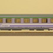 Wagon osobowy 2 kl InterCity B<sup>11</sup>mnouz (ACME 90069)