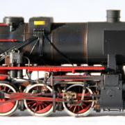 Lokomotywa towarowa parowa Ty42 (FENIX Roco 62277)