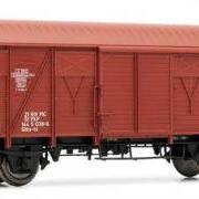 Wagon towarowy kryty Gkks-tx (Rivarossi HRS6265)