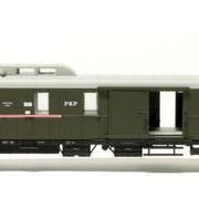 Wagon pocztowo-bagażowy Fghx (Parowozik Fleischmann 5636 F/36131)