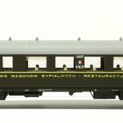 Wagon restauracyjny ORBIS Jhx (Parowozik Fleischmann 5633 F/01017)