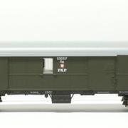 Wagon bagażowy Fhx (Parowozik Roco 45847 R/Fhx/030517)