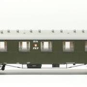 Wagon osobowy 2 kl Bhxz (Parowozik Roco 45584 R/05114)