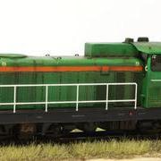 Lokomotywa manewrowa spalinowa SM42 (EFC-Loko 004-11)