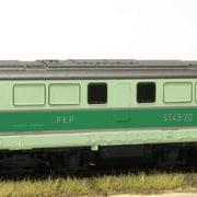Lokomotywa towarowa spalinowa ST43 (KKEMO st4320)