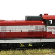 Lokomotywa manewrowa spalinowa SM42 (EFC-Loko SM42539)