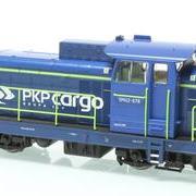 Lokomotywa manewrowa spalinowa SM42 (Piko 59460)