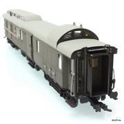 Wagon pocztowo-bagażowy Fghx (Parowozik Fleischmann 5636 F/036114)