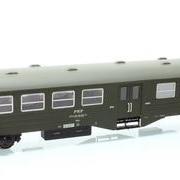 Wagon osobowy 2 kl Ryflak Bhixt (EFC-Loko 048-14)