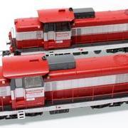 Lokomotywa manewrowa spalinowa SM42 (Piko 59463)
