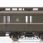 Wagon pocztowo-bagażowy DPhx (Parowozik Fleischmann 5636 F/DPhx)