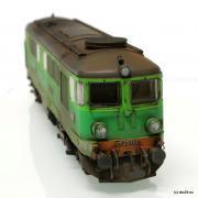 Lokomotywa towarowa spalinowa ST43 (karol_mar Tillig 72094 ST43177)