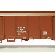 Wagon węglarka Eaos (Klein Modellbahn LM 02/04)