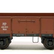 Wagon węglarka Wddn (Klein Modellbahn LM 03/05)