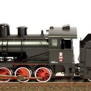 Lokomotywa towarowa parowa Tr12 (Klein Modellbahn LM06/07)