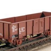 Wagon węglarka Es (Klein Modellbahn LM 07/06)