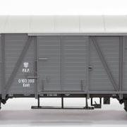 Wagon towarowy kryty Kddt (Klein Modellbahn LM 09/06)