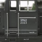 Lokomotywa manewrowa spalinowa SM42 (Piko 59469)