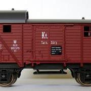 Wagon bagażowy Ft (Piko 95676)