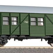 Wagon osobowy 2 kl Bti (Roco 45061)
