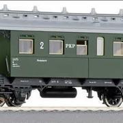 Wagon osobowy 2 kl Bi (Roco 45576)