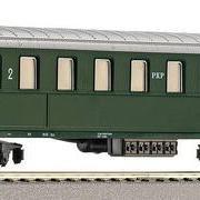 Wagon osobowy 2 kl Bhxz (Roco 45702)