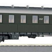 Wagon osobowy 2 kl Bhxz (Roco 45846)