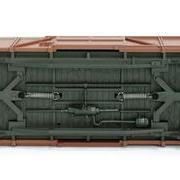 Wagon towarowy kryty Kds (Parowozik Roco 66379 R/0196835)