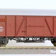 Wagon towarowy kryty Kdsto (Roco 66383)