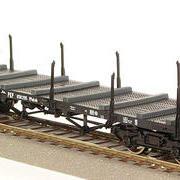 Wagon platforma PPuksh (Roco 66635)