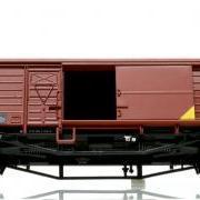 Wagon towarowy kryty Gbs-x (Roco 67379)