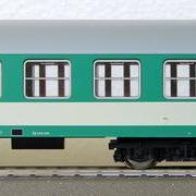 Wagon osobowy 2 kl Bdn (Tillig 74732)