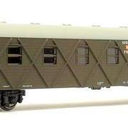 Wagon do przewozu podróżnych 3 kl Ctuxz (Heris 17022)