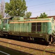 Lokomotywa spalinowa SP42 (Piko 59464)